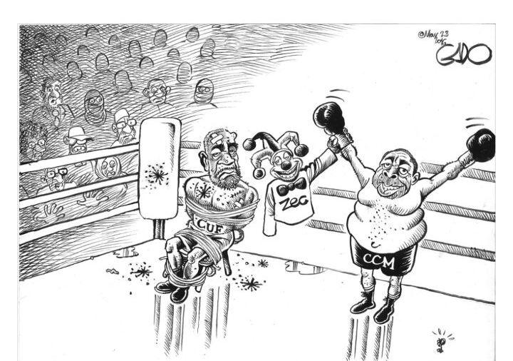 Gado DW cartoon