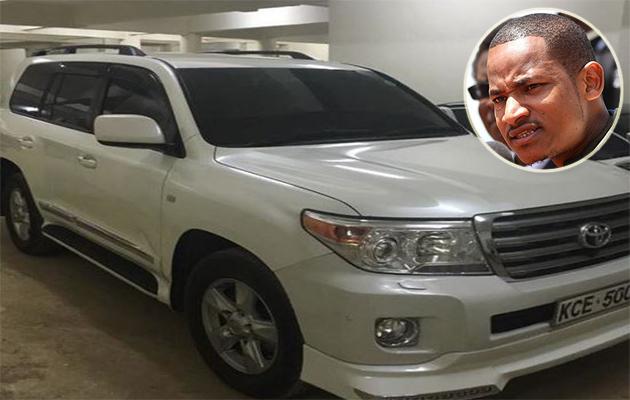 babu-owino car