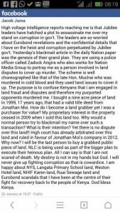 Jacob Juma: The people who wanted me dead! - Business Today Kenya