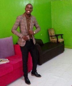 Sammy Njau, founder of Tangerine Furniture.