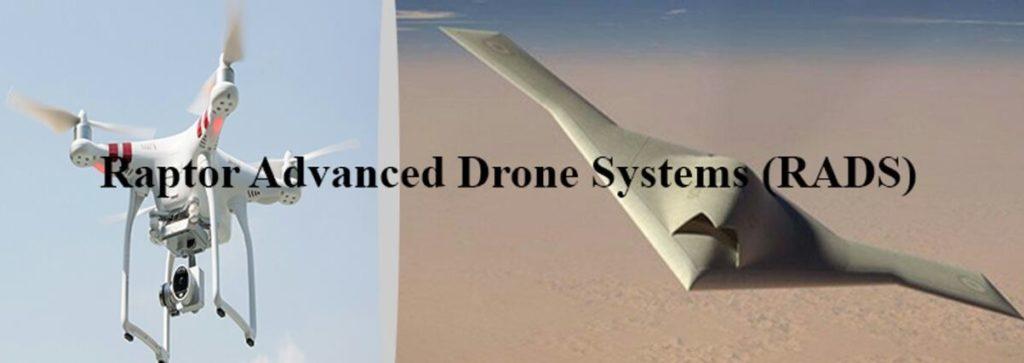 Raptor Global police drone 2