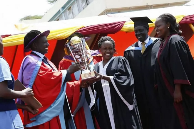 William Ruto said he did not meet some standard and requirements in his quest for a PhD.